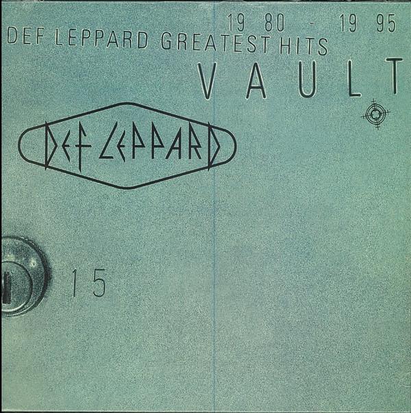 Def Leppard Def Leppard. Vault: Def Leppard's Greatest Hits (2 LP) def leppard best of cd
