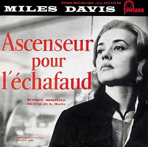 Майлз Дэвис Miles Davis. Ascenseur Pour L'echafaud (3 LP) майлз дэвис orchestra under the direction of gil evans miles davis miles ahead