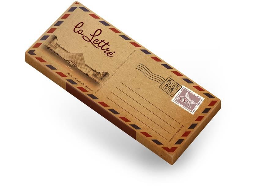 La lettre шоколад горький 56%, 90 г rich шоколад горький с лаймом 70 г