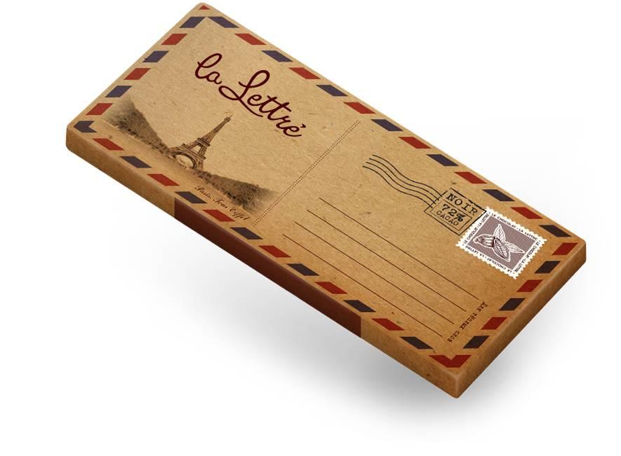 La lettre шоколад горький 72%, 90 г veselina фасоль гигантская белая натуральная 560 г