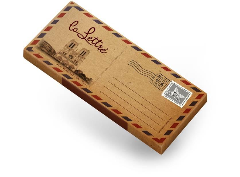 La lettre шоколад горький 90%, 90 г хлебная смесь шведский ржаной хлеб