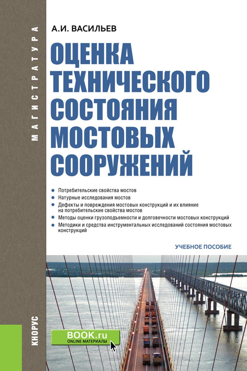 Васильев А.И. Оценка технического состояния мостовых сооружений. Учебное пособие