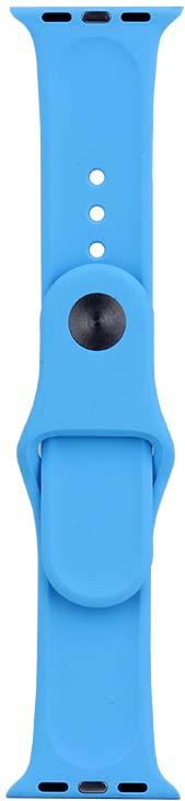 Eva AVA001BL, Blue ремешок спортивный для Apple Watch 38 мм