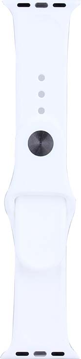 Eva AVA001W, White ремешок спортивный для Apple Watch 38 мм