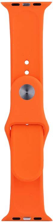 Eva AWA001OR, Orange ремешок спортивный для Apple Watch 42 мм