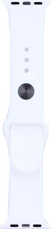Eva AWA001W, White ремешок спортивный для Apple Watch 42 мм