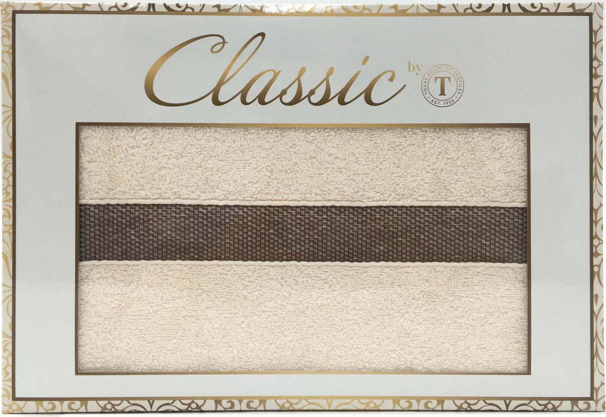 Набор Сlassic by Togas состоит из 2 полотенец. Изделия выполнены из хлопка. Ткань полотенец обладает высокой плотностью и мягкостью, отличается высоким качеством и длительным сроком службы. Такой набор станет отличным вариантом для практичной и современной хозяйки.