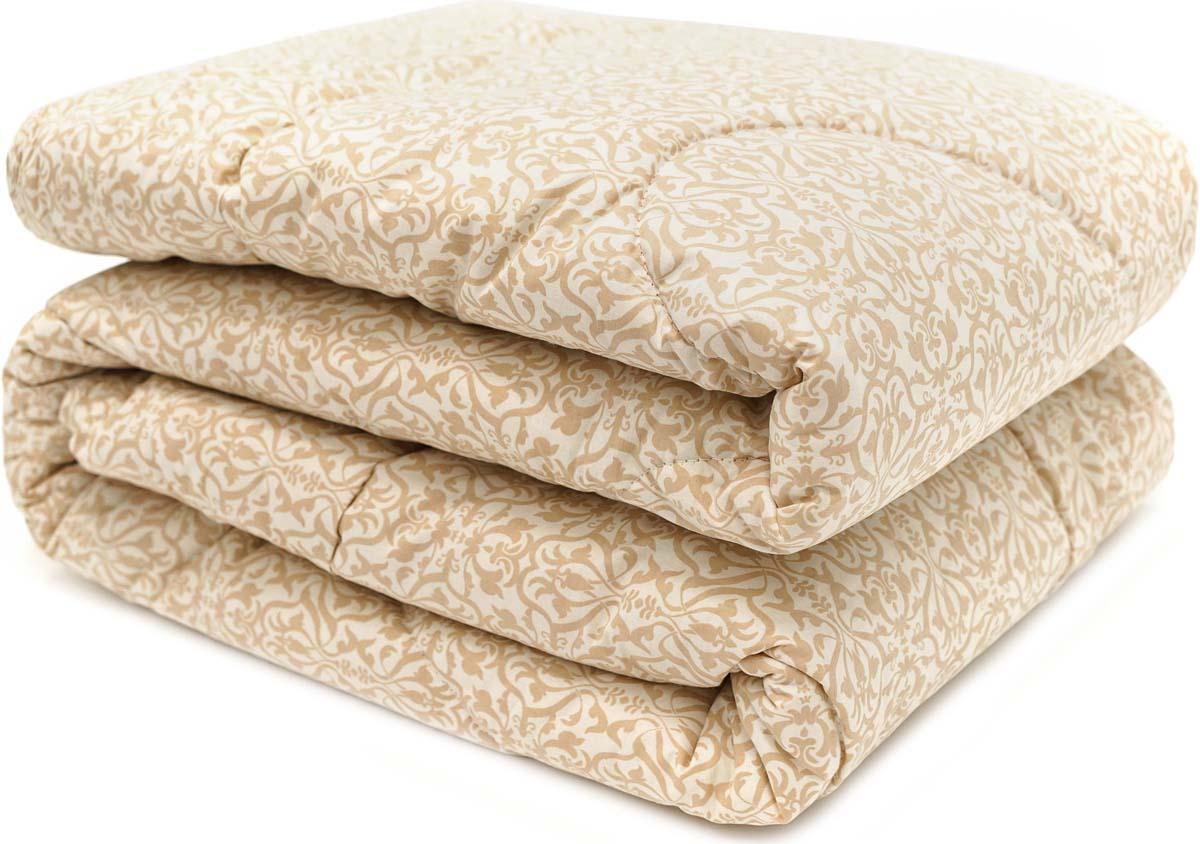 Одеяло Сlassic by T Ренессанс, наполнитель: овечья шерсть, полиэфирное волокно, цвет: экрю, 200 х 210 см браслет из тигрового бычьего и соколиного глаза ренессанс бнтг 5932 отш