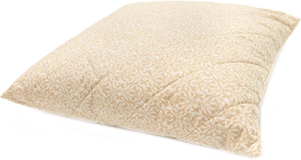 Подушка Сlassic by T Ренессанс, наполнитель: полиэфирное волокно, цвет: экрю, 70 х 70 см подушки classic by t подушка валерьяна 70х70