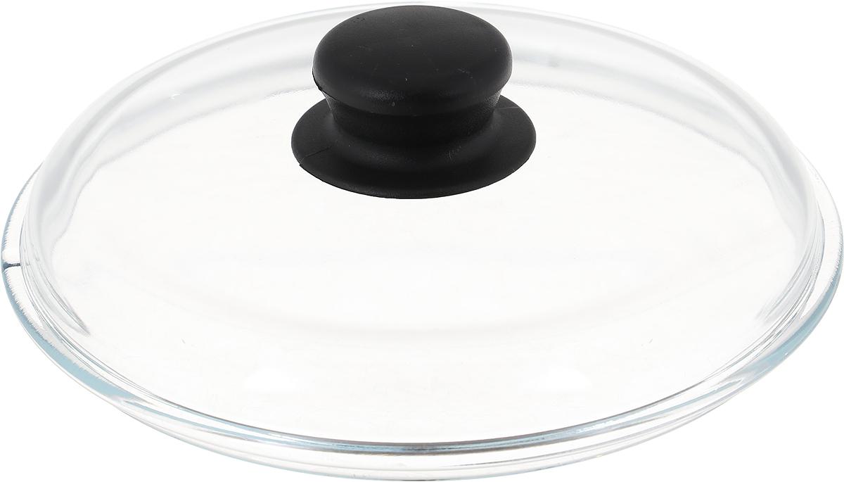 Крышка с пластиковой ручкой изготовлена из термостойкого и экологически чистого стекла, устойчивого к влиянию высокой температуры. Ручка крышки имеет удобную форму, она выполнена из качественного термостойкого пластика, который не нагревается в процессе приготовления пищи и не обжигает руки. Крышка предназначается для сотейников, кастрюль и сковород, диаметр которых равен диаметру крышки. Перед первым использованием вымойте крышку теплой водой с моющими средствами. Не ставьте посуду, накрытую крышкой с пластмассовой ручкой, в духовку или микроволновую печь. Подходит для мытья в посудомоечной машине.