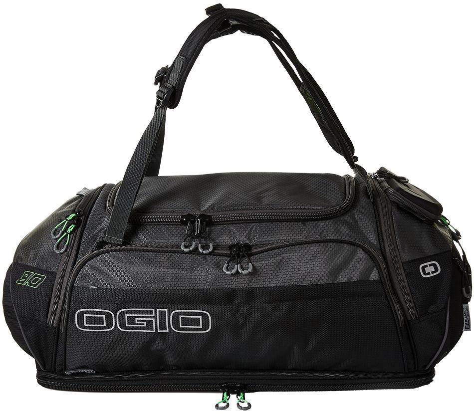 Сумка OGIO Endurance 9.0 Bag, цвет: черный, серый, 58,3 л