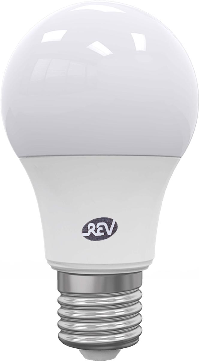 Лампа светодиодная REV, A70, холодный свет, цоколь E27, 25 Вт. 32419 5 цена