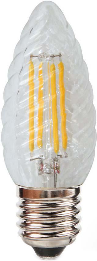 """Лампа светодиодная REV """"Filament"""", TC37, теплый свет, цоколь E27, 5 Вт. 32426 3"""
