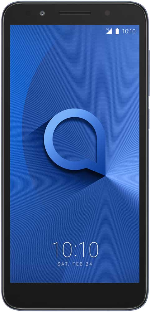 Alcatel 1X 5059D, Black Dark Blue