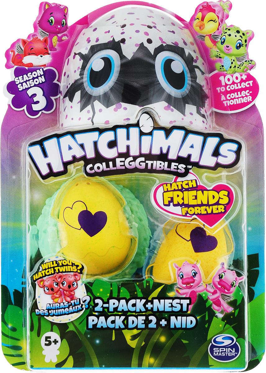 Hatchimals Коллекционная фигурка 3 сезон 2 шт hatchimals фигурки коллекционные цвет синий 12 шт