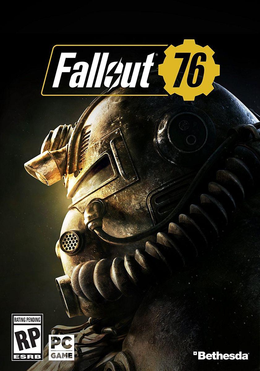 Zakazat.ru Fallout 76 (код загрузки, без диска)