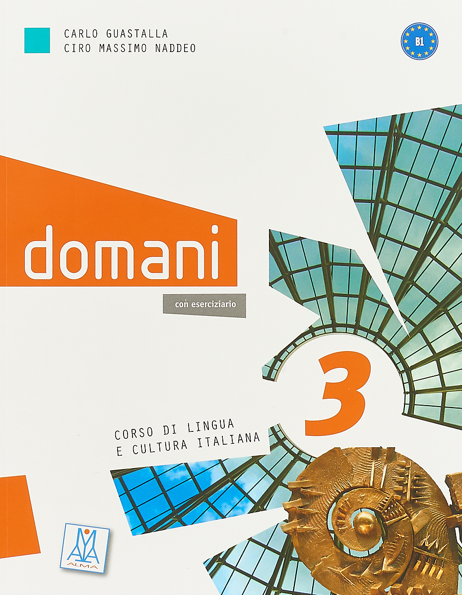Domani 3 Libro + DVD Rom eyes open 3 presentation plus dvd rom