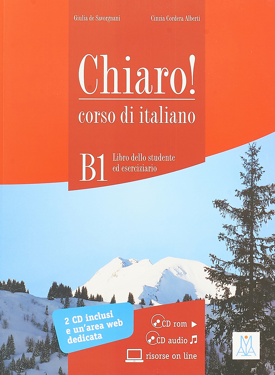 Chiaro B1 (Libro + CD Rom + CD Audio)