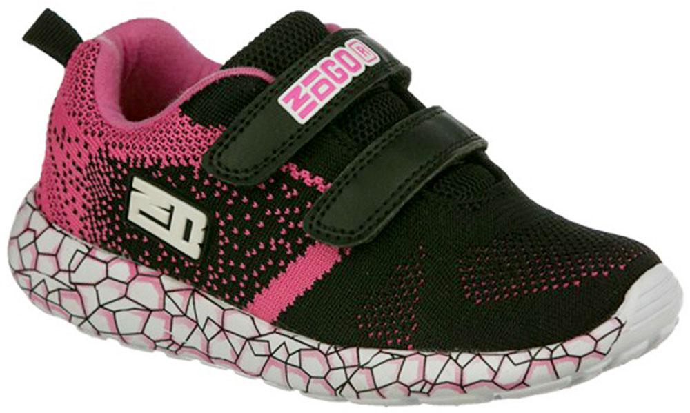 Кроссовки для девочки Indigo Kids, цвет: фуксия. 90-099A/12. Размер 31 кроссовки для девочки zenden цвет розовый 219 33gg 002tt размер 31 page 7