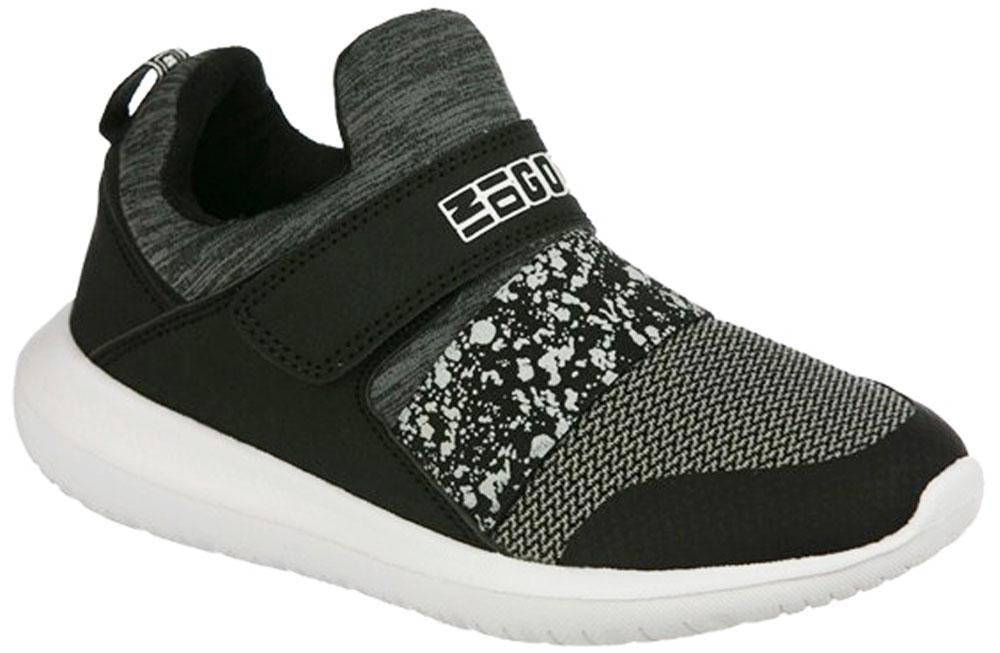 Кроссовки для мальчика Indigo Kids, цвет: черный. 90-115B/12. Размер 37 кроссовки для девочки indigo kids цвет фуксия 90 099a 12 размер 31