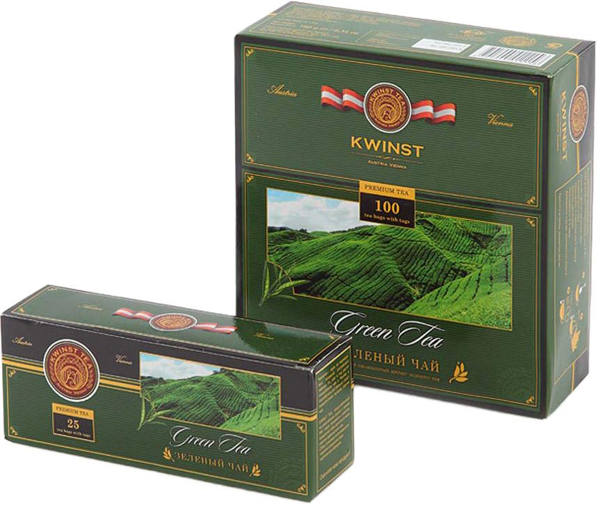 Kwinst чай зеленый китайский, 100 шт c pe153 yunnan run pin 7262 семь сыну пуэр спелый чай здравоохранение чай puerh китайский чай pu er 357g зеленая пища