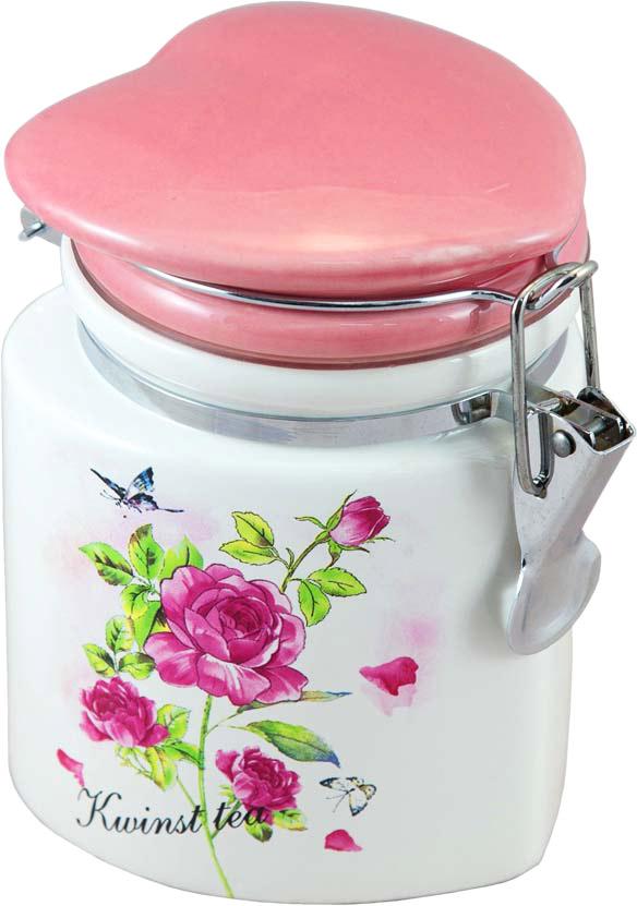 Kwinst Роза чай черный листовой, 180 г kwinst хризантема чай черный листовой 140 г