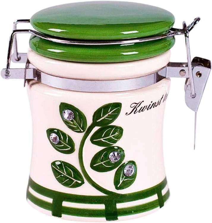 Kwinst Листочки чай зеленый листовой, 30 г kwinst чай зеленый китайский 100 шт