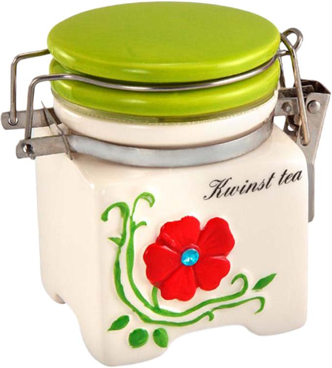 Kwinst Цветочек чай зеленый листовой, 30 г балетки caprice caprice ca107awaaix0