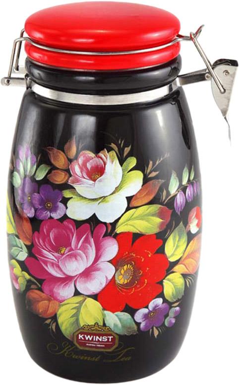 Kwinst Хризантема чай черный листовой, 200 г хризантема чай травяной чай аромат рифма покрышка хризантема хризантема чай 50г консервы