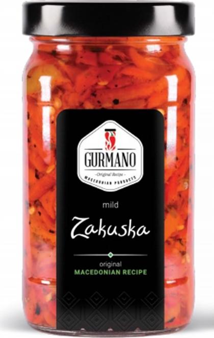 Gurmano Закуска сладкая, 490 г еда