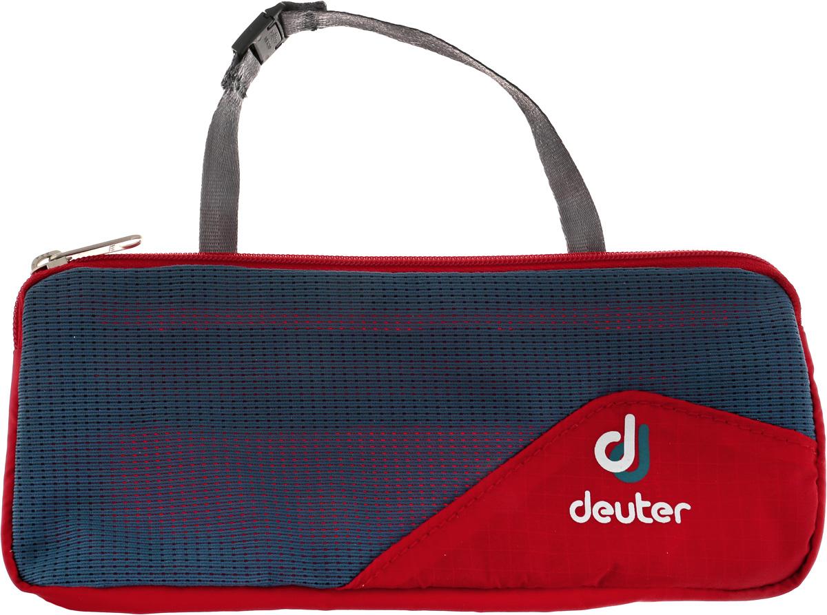Косметичка Deuter Wash Bag Lite I, цвет: красный,