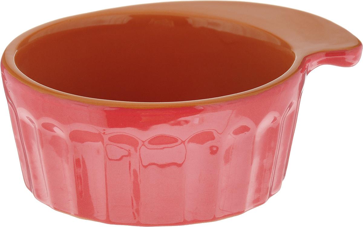 Кокотница Борисовская керамика Ностальгия, цвет: красный, 200 мл. РАД14457899 кокотница борисовская керамика ностальгия цвет красный 200 мл рад14457899