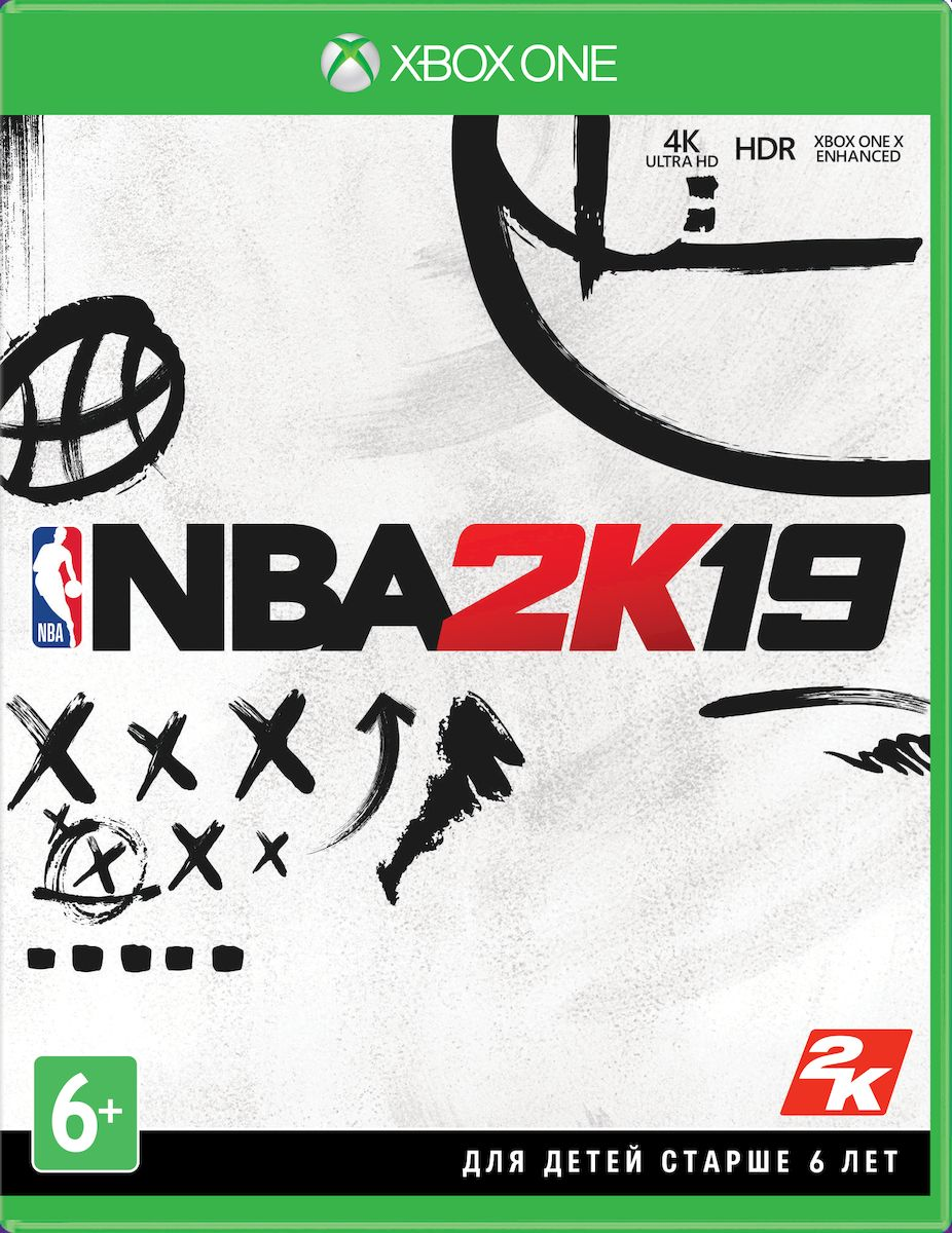 Zakazat.ru NBA 2K19 (Xbox One)