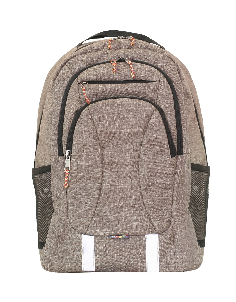 Vivacase City Large, Grey рюкзак для ноутбука до 19