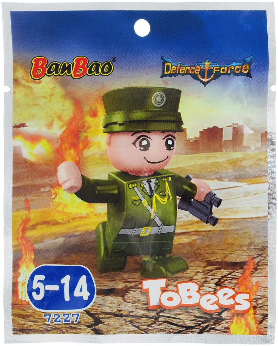 BanBaoКонструктор Фигурка Tobees 7227 BanBao