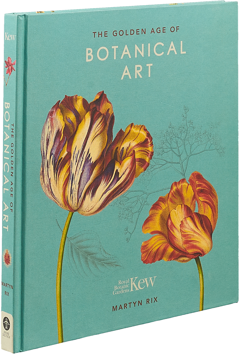 The Golden Age of Botanical Art худи print bar golden age