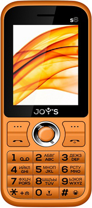 Zakazat.ru Joys S6 DS, Orange