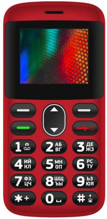 Vertex C311, Red мобильный телефон vertex s104 red