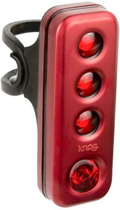 Велофонарь задний Knog Blinder Road, цвет: красный
