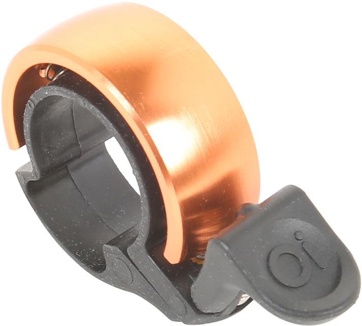 Звонок велосипедный Knog Oi Classic Small, цвет: медь