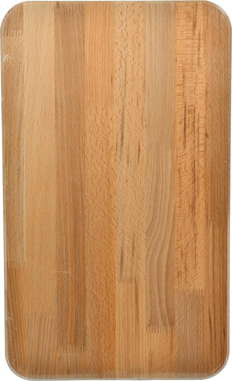 """Бук отличают уникальная текстура и естественный розово-коричневый цвет древесины. По своим показателям бук очень близок к дубу. Кавказский бук наряду с дубом и тиком относится к ценным твердолиственным породам элитной группы категории А, класса люкс. По структуре древесины бук считается менее рыхлым, чем дуб, и более гибким, чем тик, при этом не уступает по прочности этим двум великолепным породам, а по красоте даже превосходит их. Бук прекрасно поддается шлифовке и полировке.  Доски разделочные из бука, а также прочая кухонная утварь - лопатки, ложки, толкушки, скалки, блюда и т.д. - выбор профессиональных поваров. Прочный бук обеспечивает идеальную поверхность для обработки различных пищевых продуктов, не говоря уже о его чисто эстетических свойствах. Производитель рекомендует соблюдать ряд простых правил для того, чтобы деревянные доски прослужили дольше: - лучше использовать разные доски для разных видов продуктов; - нельзя мыть деревянную доску в посудомоечной машине, а также оставлять надолго погруженной в воду; - после каждого использования нужно промыть доску мыльной водой, тщательно сполоснуть проточной водой и вытереть насухо;  - недопустимо ставить доски в жарочные и сушильные шкафы, даже кратковременно; - хранить доски лучше в подвешенном состоянии или """"на ребре"""", вертикально; - место для хранения разделочных досок должно располагаться вдали от отопительных приборов, в помещении с нормальной влажностью; - для продления срока эксплуатации доски необходимо хотя бы раз в полгода пропитывать льняным маслом."""