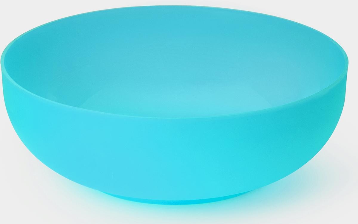 """Миска салатная Sagad """"Пикник"""" имеет гладкую внутреннюю поверхность, обеспечивающую максимальную гигиеничность.Вся серия представлена в шести ярких цветах."""