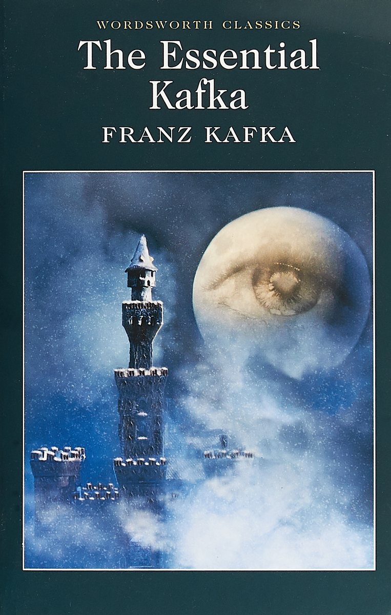 The Essential Kafka kafka franz the castle