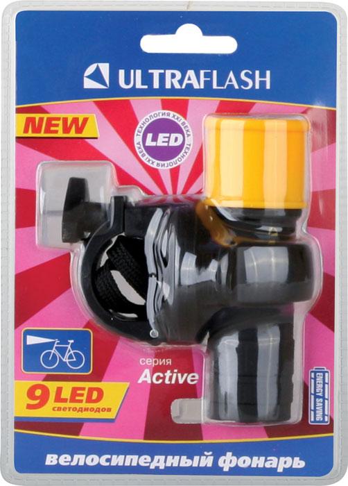 Фара велосипедная Ultraflash