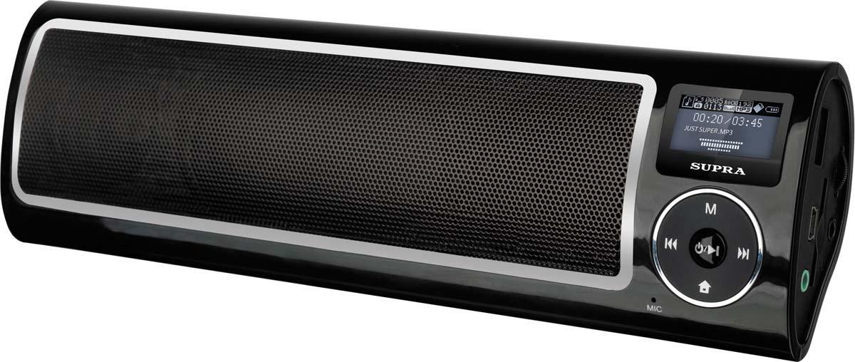Supra PAS-6255 портативная акустическая система supra pas 6255 black