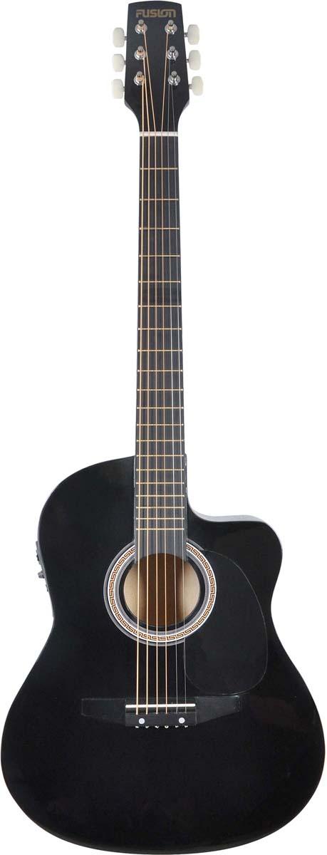 Fusion JCA 205C акустическая гитара акустическая система fusion fbs 530