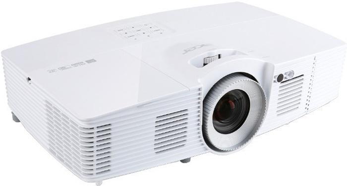 Acer V7500 DLP, White мультимедийный проектор