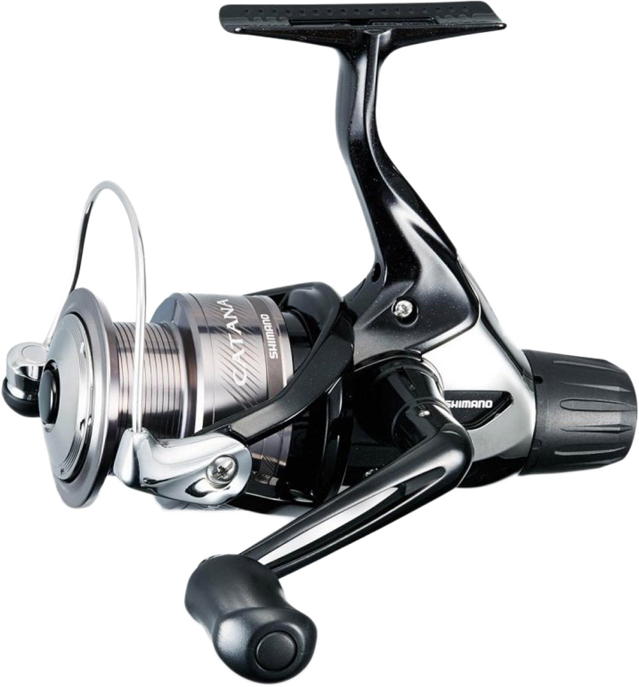 Катушка Shimano Catana. CAT1000RC катушка для рыбалки shimano catana 3000sfc