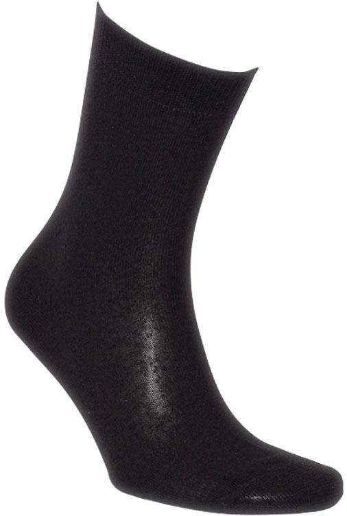 Носки мужские Uomo Fiero Эконом, цвет:  черный.  MS025.  Размер 27 (41/43) Uomo Fiero