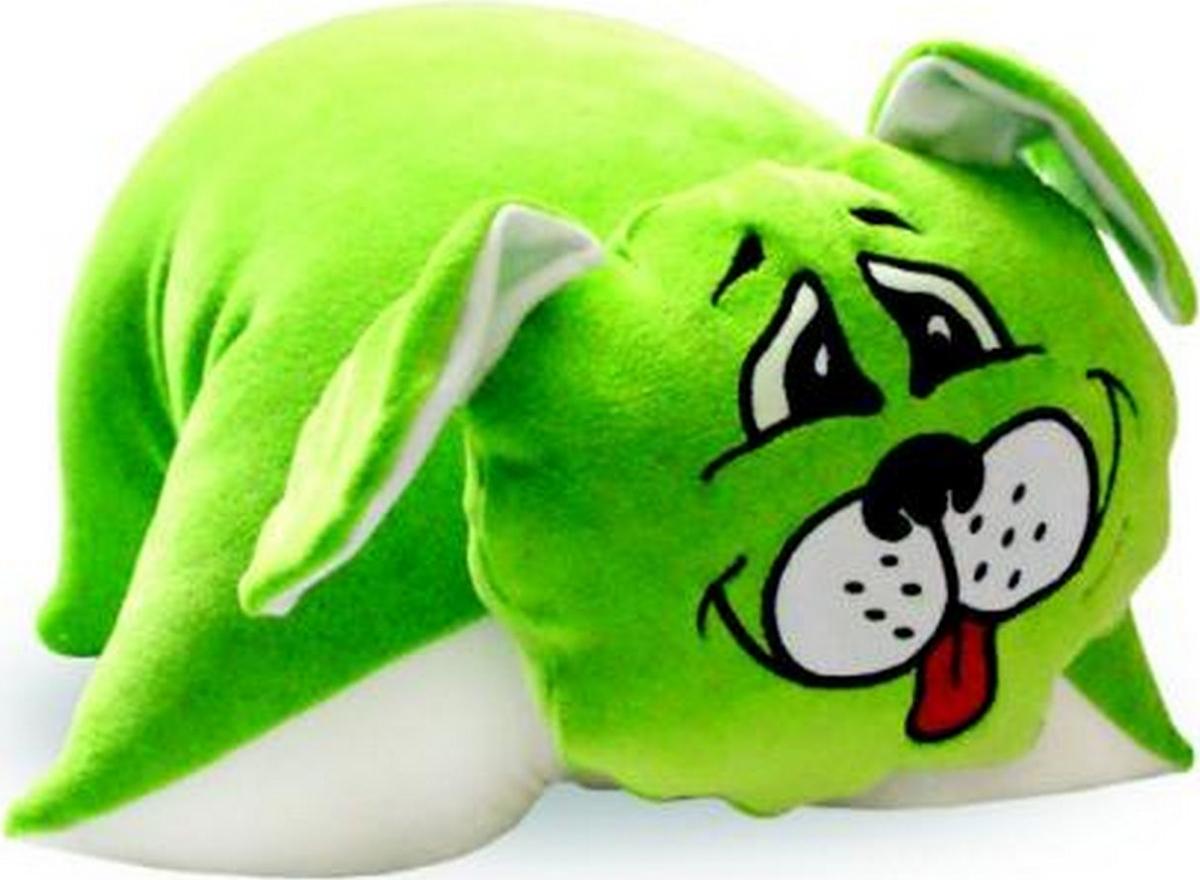 Штучки, к которым тянутся ручки Подушка-игрушка антистрессовая Трансформеры Собака